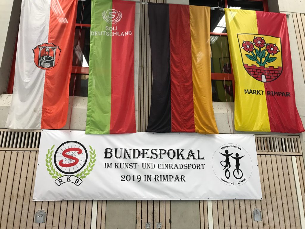 Bundespokal RKB 2019 in Rimpar